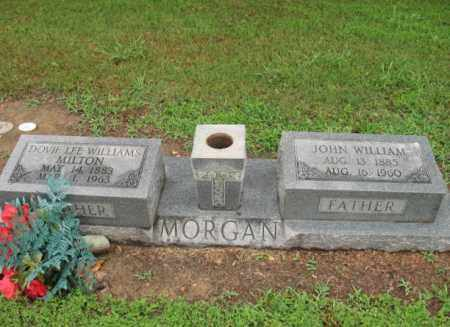 WILLIAMS MORGAN, DOVIE LEE - St. Francis County, Arkansas | DOVIE LEE WILLIAMS MORGAN - Arkansas Gravestone Photos