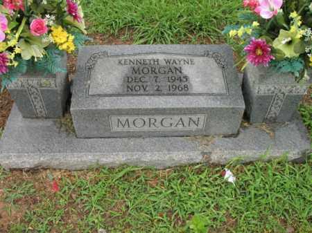 MORGAN, KENNETH WAYNE - St. Francis County, Arkansas   KENNETH WAYNE MORGAN - Arkansas Gravestone Photos