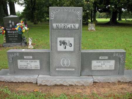 MORGAN, ALICE LUCILLE KAY - St. Francis County, Arkansas | ALICE LUCILLE KAY MORGAN - Arkansas Gravestone Photos