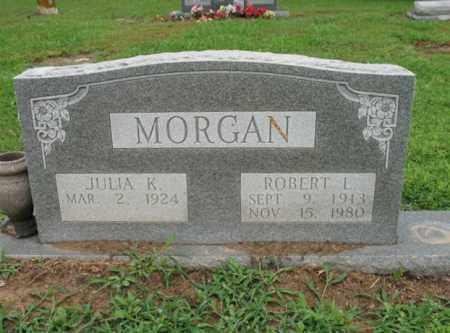 MORGAN, ROBERT L - St. Francis County, Arkansas   ROBERT L MORGAN - Arkansas Gravestone Photos