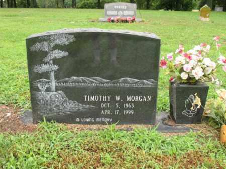 MORGAN, TIMOTHY W - St. Francis County, Arkansas | TIMOTHY W MORGAN - Arkansas Gravestone Photos