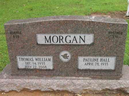 MORGAN, THOMAS WILLIAM - St. Francis County, Arkansas | THOMAS WILLIAM MORGAN - Arkansas Gravestone Photos