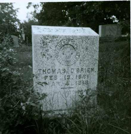 O'BRIEN, THOMAS - St. Francis County, Arkansas | THOMAS O'BRIEN - Arkansas Gravestone Photos