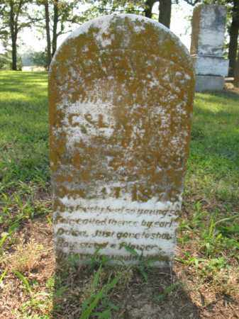 OLIVER, LOUGENIA R - St. Francis County, Arkansas   LOUGENIA R OLIVER - Arkansas Gravestone Photos