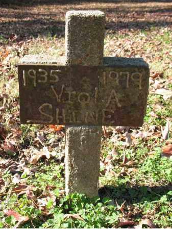 SHINE, VIOLA - St. Francis County, Arkansas   VIOLA SHINE - Arkansas Gravestone Photos
