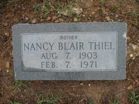 THIEL, NANCY - St. Francis County, Arkansas | NANCY THIEL - Arkansas Gravestone Photos
