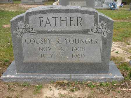 YOUNGER, COUSBY R - St. Francis County, Arkansas | COUSBY R YOUNGER - Arkansas Gravestone Photos