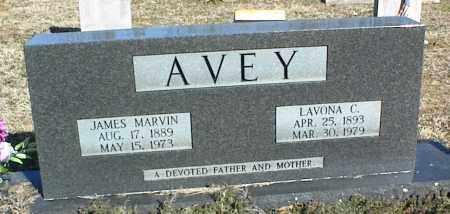 AVEY, LAVONA C. - Stone County, Arkansas | LAVONA C. AVEY - Arkansas Gravestone Photos