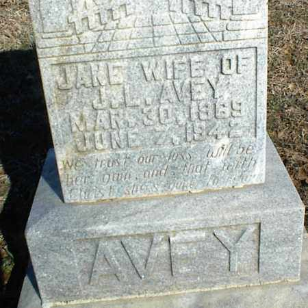 AVEY, JANE - Stone County, Arkansas | JANE AVEY - Arkansas Gravestone Photos