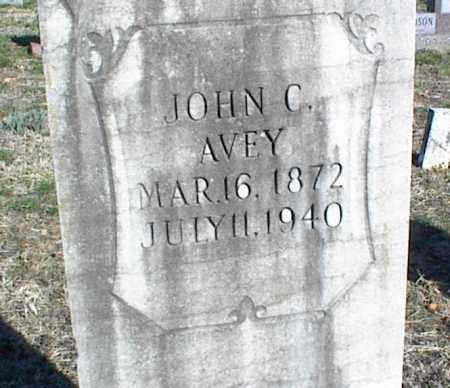 AVEY, JOHN C. - Stone County, Arkansas | JOHN C. AVEY - Arkansas Gravestone Photos