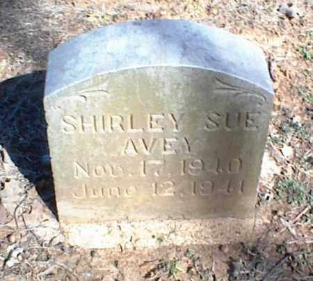 AVEY, SHIRLEY SUE - Stone County, Arkansas | SHIRLEY SUE AVEY - Arkansas Gravestone Photos