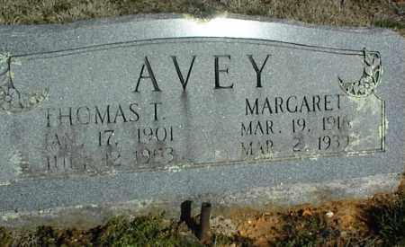 AVEY, THOMAS T. - Stone County, Arkansas   THOMAS T. AVEY - Arkansas Gravestone Photos