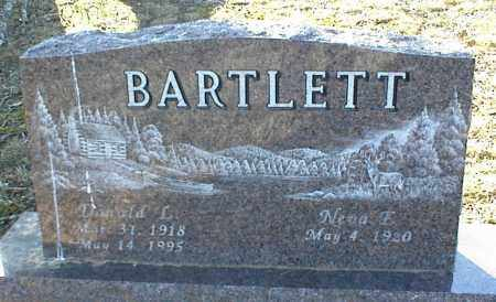 BARTLETT, DONALD L. - Stone County, Arkansas   DONALD L. BARTLETT - Arkansas Gravestone Photos
