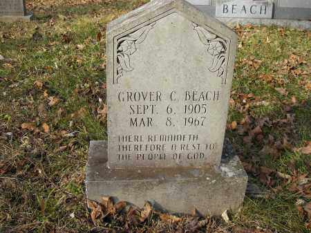 BEACH, GROVER - Stone County, Arkansas | GROVER BEACH - Arkansas Gravestone Photos