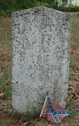 BETTES (VETERAN CSA), JESSE - Stone County, Arkansas | JESSE BETTES (VETERAN CSA) - Arkansas Gravestone Photos
