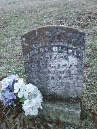BICKLE, HENRY - Stone County, Arkansas   HENRY BICKLE - Arkansas Gravestone Photos