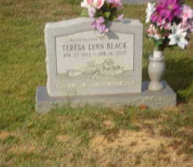 BLACK, TERESA LYNN - Stone County, Arkansas   TERESA LYNN BLACK - Arkansas Gravestone Photos