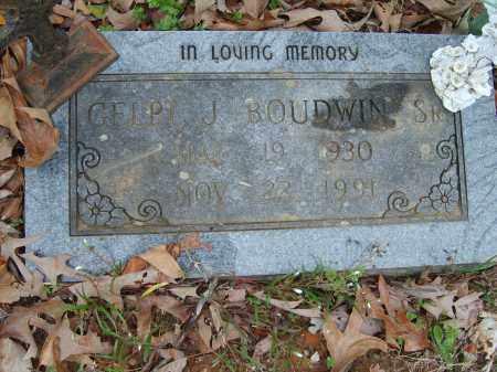BOUDWIN, GELPI - Stone County, Arkansas | GELPI BOUDWIN - Arkansas Gravestone Photos