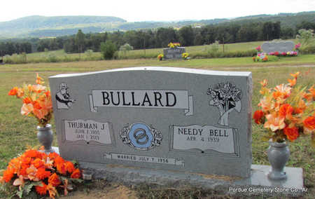 BULLARD, THURMAN J - Stone County, Arkansas | THURMAN J BULLARD - Arkansas Gravestone Photos