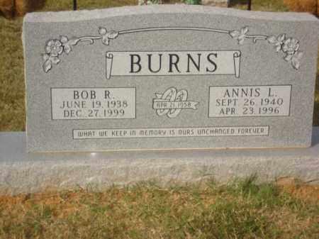 BURNS, ANNIS L. - Stone County, Arkansas | ANNIS L. BURNS - Arkansas Gravestone Photos