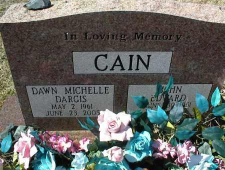 DARGIS CAIN, DAWN MICHELLE - Stone County, Arkansas | DAWN MICHELLE DARGIS CAIN - Arkansas Gravestone Photos