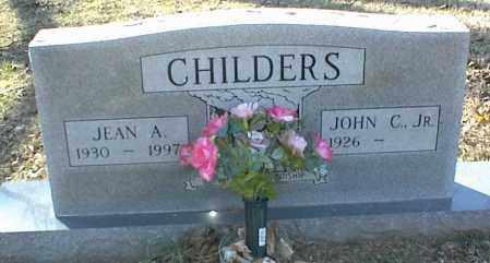 CHILDERS, JEAN A. - Stone County, Arkansas | JEAN A. CHILDERS - Arkansas Gravestone Photos