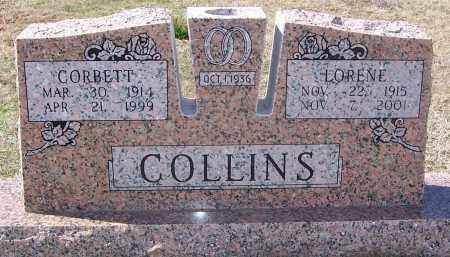 COLLINS, LORENE - Stone County, Arkansas | LORENE COLLINS - Arkansas Gravestone Photos