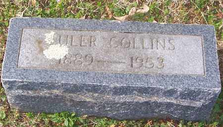 "COLLINS, LULA MAE ""LULER"" - Stone County, Arkansas 
