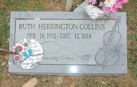 COLLINS, RUTH (OBIT) - Stone County, Arkansas | RUTH (OBIT) COLLINS - Arkansas Gravestone Photos