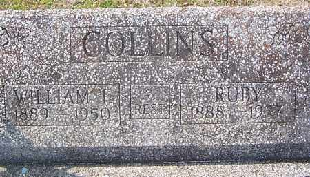 COLLINS, WILLIAM FRANKLIN - Stone County, Arkansas | WILLIAM FRANKLIN COLLINS - Arkansas Gravestone Photos