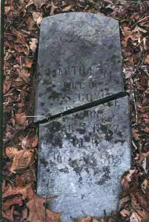 COYLE, MARTHA M - Stone County, Arkansas | MARTHA M COYLE - Arkansas Gravestone Photos