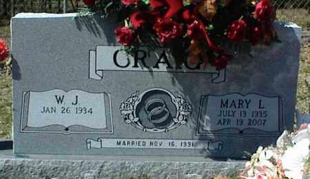 CRAIG, MARY L. - Stone County, Arkansas | MARY L. CRAIG - Arkansas Gravestone Photos