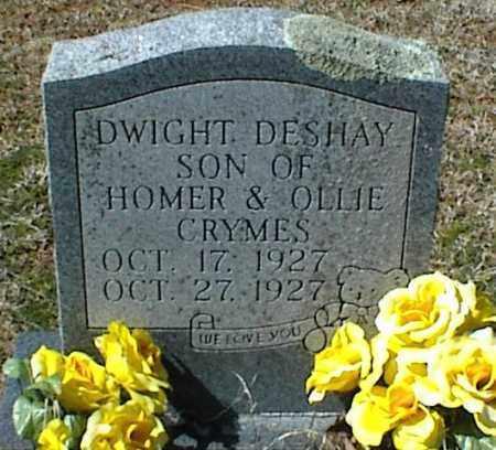 CRYMES, DWIGHT - Stone County, Arkansas | DWIGHT CRYMES - Arkansas Gravestone Photos