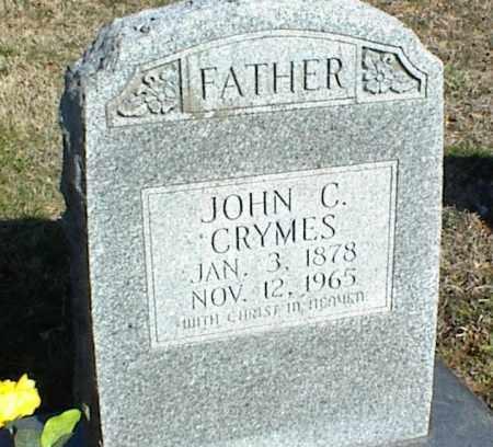 CRYMES, JOHN C. - Stone County, Arkansas | JOHN C. CRYMES - Arkansas Gravestone Photos