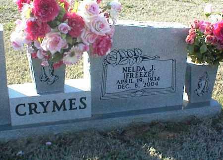 CRYMES, NELDA J. - Stone County, Arkansas | NELDA J. CRYMES - Arkansas Gravestone Photos