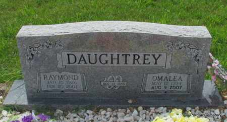 DAUGHTREY, RAYMOND - Stone County, Arkansas   RAYMOND DAUGHTREY - Arkansas Gravestone Photos