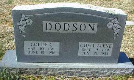 DODSON, ODELL ALENE - Stone County, Arkansas | ODELL ALENE DODSON - Arkansas Gravestone Photos