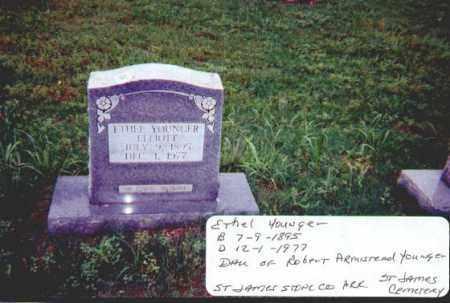YOUNGER ELLIOTT, ETHEL - Stone County, Arkansas | ETHEL YOUNGER ELLIOTT - Arkansas Gravestone Photos