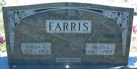 FARRIS, GOLDA G. - Stone County, Arkansas | GOLDA G. FARRIS - Arkansas Gravestone Photos