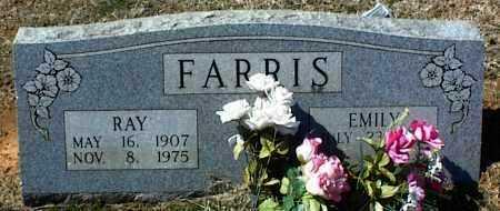 FARRIS, RAY - Stone County, Arkansas   RAY FARRIS - Arkansas Gravestone Photos