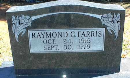 FARRIS, RAYMOND C. - Stone County, Arkansas | RAYMOND C. FARRIS - Arkansas Gravestone Photos