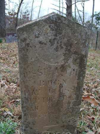 FORD, JESSIE A. - Stone County, Arkansas | JESSIE A. FORD - Arkansas Gravestone Photos