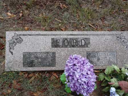 FORD, GENEVA ELOISE - Stone County, Arkansas | GENEVA ELOISE FORD - Arkansas Gravestone Photos