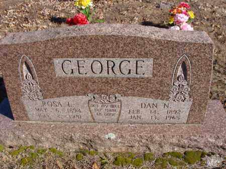GEORGE, DANIEL N. - Stone County, Arkansas | DANIEL N. GEORGE - Arkansas Gravestone Photos