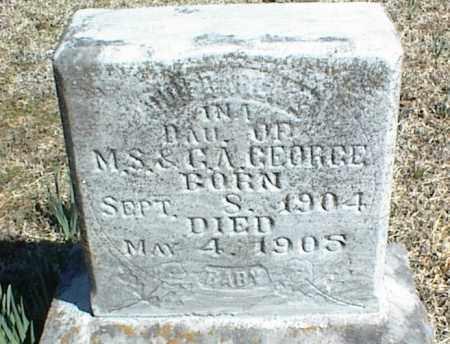 GEORGE, INA - Stone County, Arkansas | INA GEORGE - Arkansas Gravestone Photos