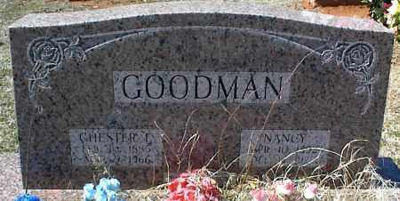 GOODMAN, NANCY - Stone County, Arkansas | NANCY GOODMAN - Arkansas Gravestone Photos