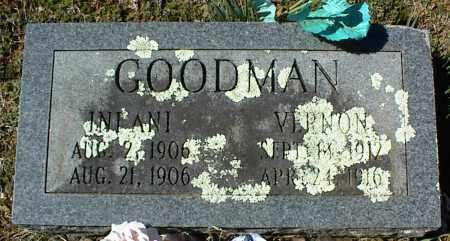 GOODMAN, INLANI - Stone County, Arkansas | INLANI GOODMAN - Arkansas Gravestone Photos