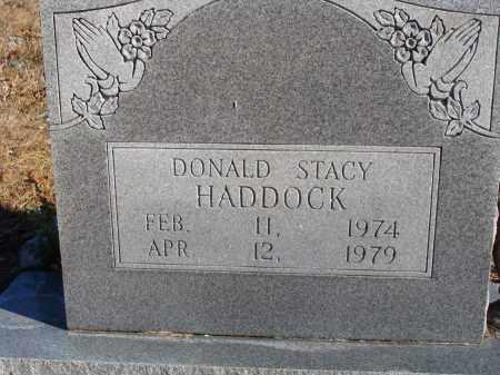 HADDOCK, DONALD STACY - Stone County, Arkansas | DONALD STACY HADDOCK - Arkansas Gravestone Photos