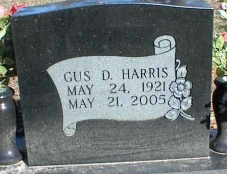HARRIS, GUS D. - Stone County, Arkansas | GUS D. HARRIS - Arkansas Gravestone Photos