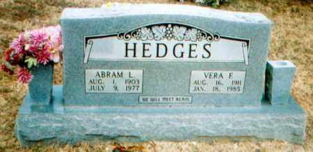 HEDGES, VERA FAITH - Stone County, Arkansas | VERA FAITH HEDGES - Arkansas Gravestone Photos